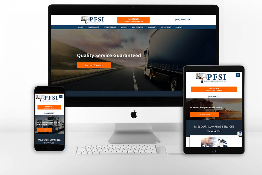 Professional Freight Services, Inc.
